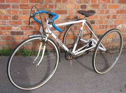 Трехколесные велосипеды для взрослых как сделать